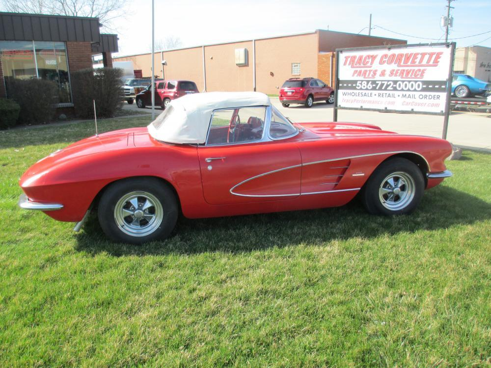 C1 Corvettes For Sale 1953-1962